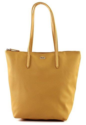 Shopper tout Lacoste main Jaune Vertical cm à L1212 Sac 35 Fourre Concept qwx7UtawC