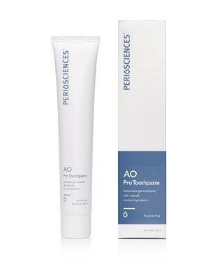 Sensitive Antioxidant Gel Toothpaste By Periosciences (3 fl oz / 90 ml)
