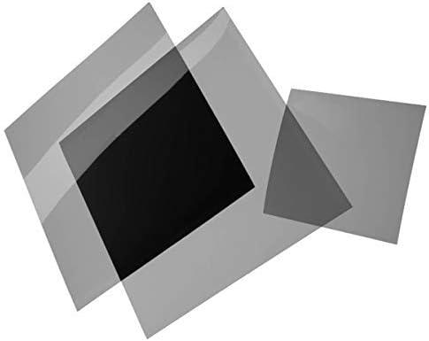 B W Linear Polarising Film 50 X 50 X 0 8 Mm For Camera Photo