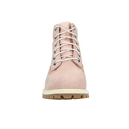 Mixte Junior Timberland Boot Rose Clair Premium Pqw1qO