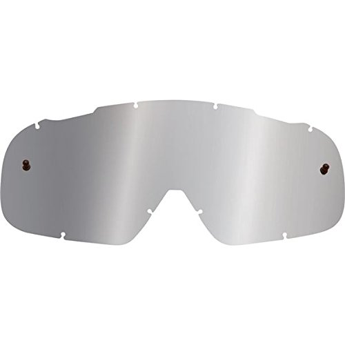 Racing Lexan (Fox Racing AIRSPC Air Space Lexan Anti-Fog Lens Grey One Size)