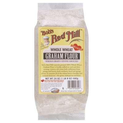 (Graham Flour 24Z (Pack of 4) - Pack Of 4)