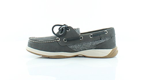 Sperry Top-Sider Womens Intrepid Md Grey/Dk Grey 3trSK3gRE5