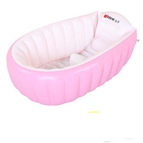 Portable Baby Bath Tub Inflatable Bathtub Travel Swimmer Hot - Buy ...