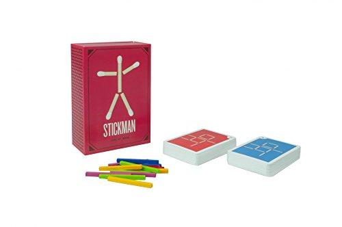 Helvetiq Stickman Card Game Trading