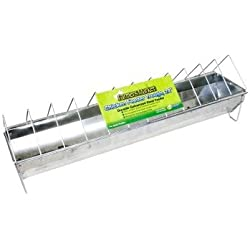 Ware Manufacturing WR12064 Trough Chicken Feeder 24 In. by Ware Manufacturing