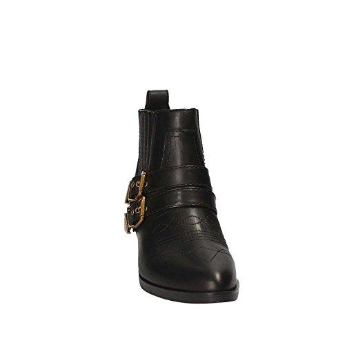Guess FLVIO3 LEA09 Ankle Boots Women Black bxdG3