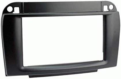 Metra 95-8726B Double Din Dash Kit for Mercedes Benz S-Class 2000-2006