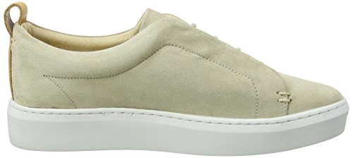 Bronx BX 1049 Bblanex, Sneaker a Collo Basso Donna Beige (Ivory/Camel)