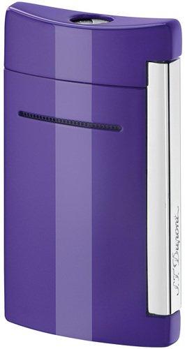 st-dupont-minijet-torch-flame-deep-purple