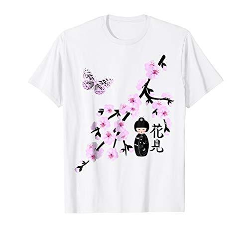 (Cherry Blossom Festival - Japanese Character 2 T-Shirt)