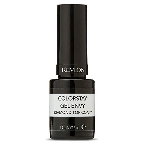 Rev Clr Sty Nail 10 Top C Size .4z Revlon Colorstay Nail Enamel 10 Top Coat .4z