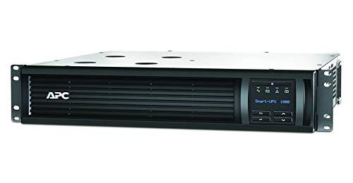APC SMT1000RM2U 1000VA RM 2U LCD 120V Smart-UPS (Renewed)