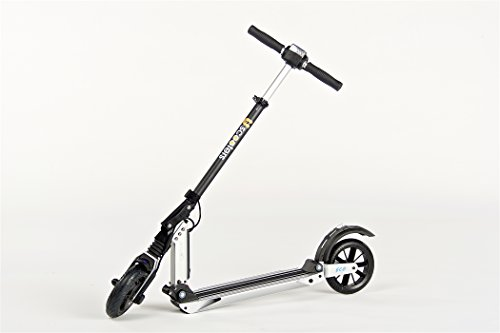 USCOOTERS ECO MODEL ELECTRIC SCOOTER 24V 6.5 Amp (BLACK/SILVER)