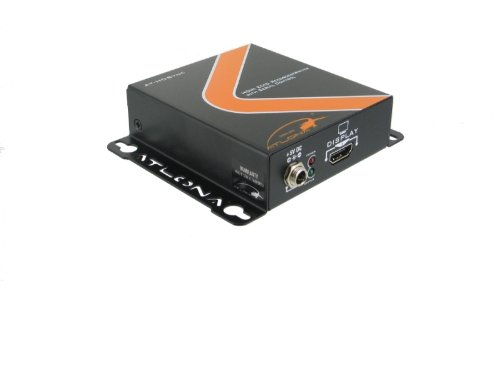 - Atlona AT-HDSYNC HDMI Recorder, Writer and Hot Plug Simulator with RS232 Control