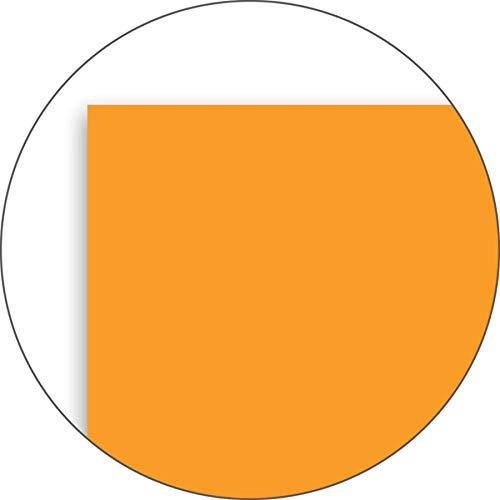 Astrobrights Color Paper, 8 1/2'' x 11'', FSC Certified, Cosmic Orange, Pack of 500 Sheets