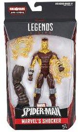 (Marvel Spider-Man 6-inch Legends Series Shocker)