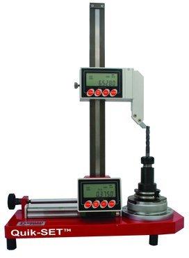 Z300 Component (PART NO: PT-GG3542001. Quik-Set-Z300 Tool Presetter 12