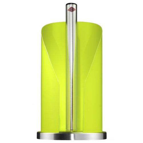 Wesco - Küchenrollenhalter, Rollenhalter - Farbe: Limegreen, Grün