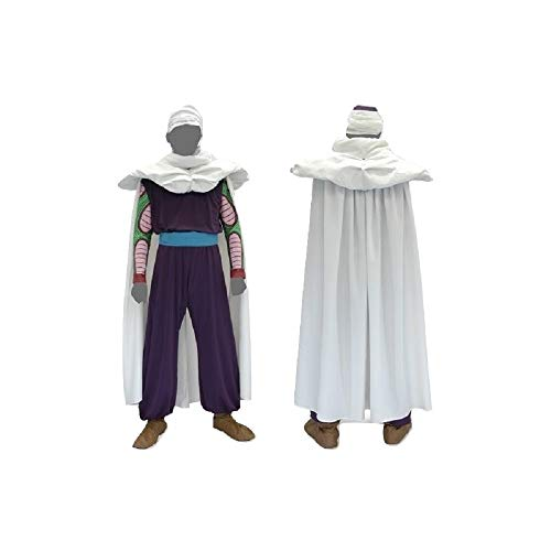 Officially-Licensed Dragon Ball Z Piccolo Costume - Teen/Men's One Size