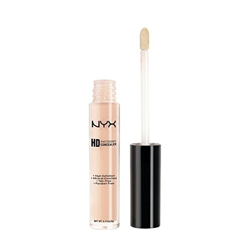 NYX PROFESSIONAL MAKEUP HD Photogenic Concealer Wand – Fair, Beige With Pink Undertones