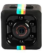 جهاز تسجيل الفيديو الرقمي DV الصغير من Honorall SQ11 720P Sport DV Mini Infrared للرؤية الليلية كاميرا مخفية للسيارة LMZHONORALLD6120BSA