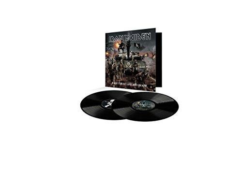 Iron Maiden - A Matter Of Life And Death [Disco de Vinil]