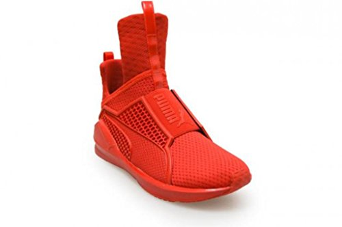 Puma Red High Trainer Risk Red Fenty high rFTqr