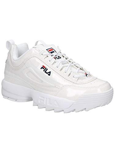 Bianco Fila M 40k Wmn Disruptor Sneaker 1010441 Donna 5qqr0ZwnAx