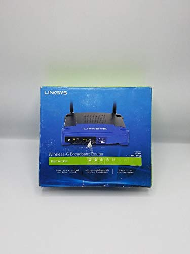 Linksys WRT54G Wireless-G Router by Linksys