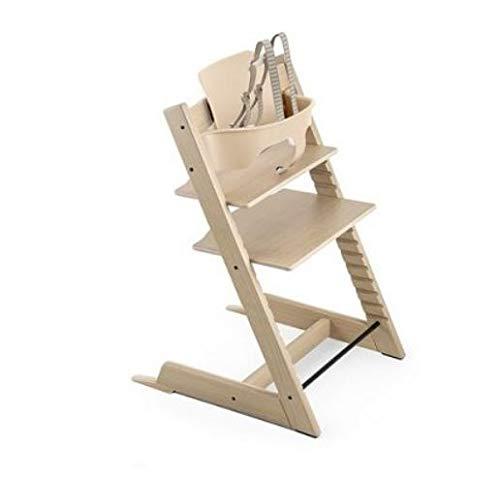 Stokke 2019 Tripp Trapp High Chair, Oak White