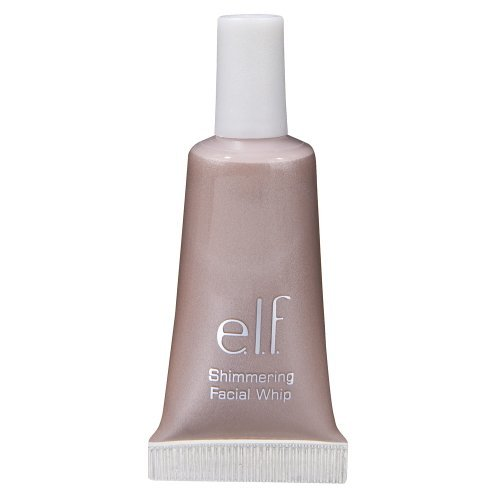 e.l.f. Shimmering Facial Whip, Lilac Petal, 0.34 Ounce