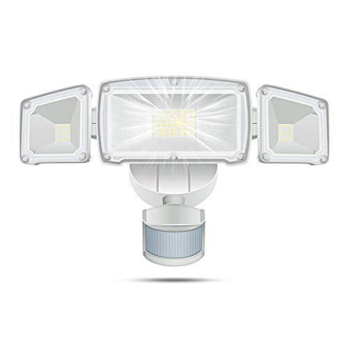 Flood Light In Soffit in US - 2