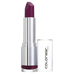 Colorbar Velvet Matte Lipstick, Last Night, 4.2g (by G.C.G.S)