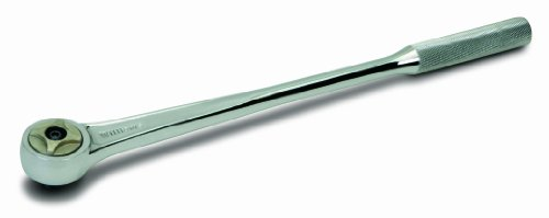 Dr Round Head Ratchet Handle - Williams B-53A 3/8-Inch Drive Long Round