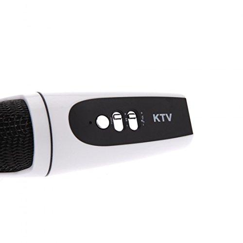 85%OFF Kingzer Portable Mini 3 5mm Microphone Karaoke Player