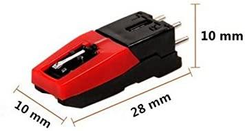 Generic láser y lápiz capacitivo aguja para tocadiscos fonógrafo ...