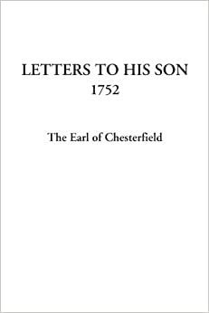 Book Letters to His Son (1752)