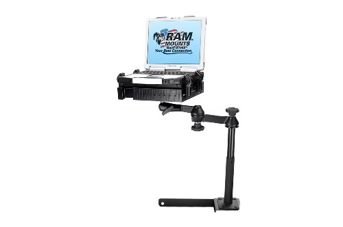 Laptop Sw1 - Dee Zee RAM-VB-178-SW1 Laptop Mount for '08-11 Dodge Ram
