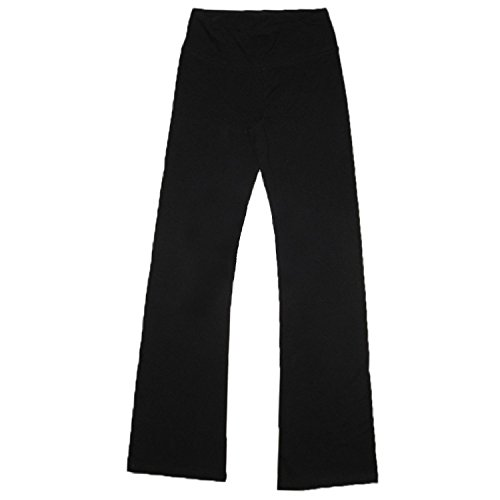bally-total-fitness-womens-casual-wear-lounge-pants-yoga-pants-x-large-black
