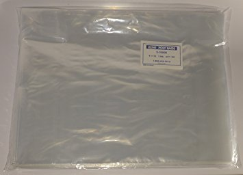 """500 - 9 x 12"""" Poly Clear Plastic T-Shirt / Apparel for sale  Delivered anywhere in USA"""