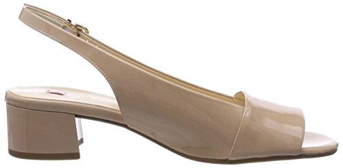 Högl 5-10 2104 1800, Scarpe con Cinturino Alla Caviglia Donna Beige (Nude)