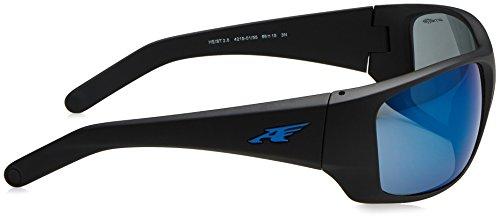 Black Sonnenbrille Noir AN4215 0 HEIST Arnette Mirrorbluee Matte 2 0RdqUUZw