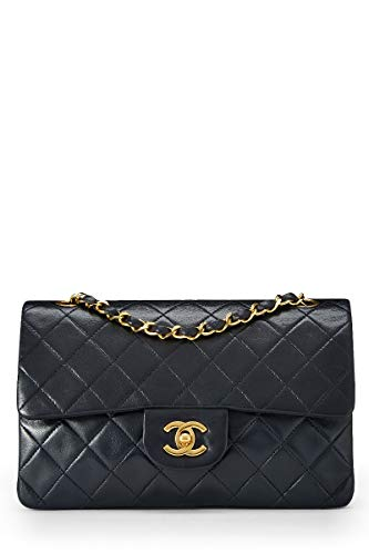 Blue Chanel Handbag - 4