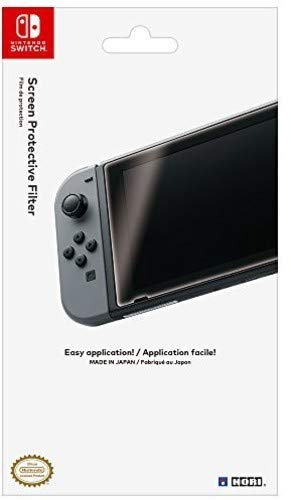 HORI Officially Licensed Screen Protective Filter for Nintendo Switch (Color: Original Version)