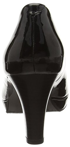 Weber negro Katja 01 Mujer Gerry Negro Tacones dxnvq6d0f