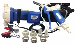 DEF PUMP TRANSFER KIT-6.6 GPM 12V by SMA