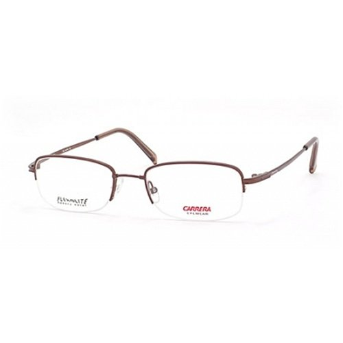 CARRERA EYEGLASSES CA 7379 0UA1 BROWN by Carrera