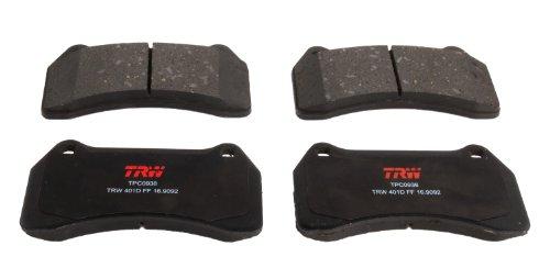 Type Trw (TRW TPC0938 Premium Ceramic Front Disc Brake Pad Set)