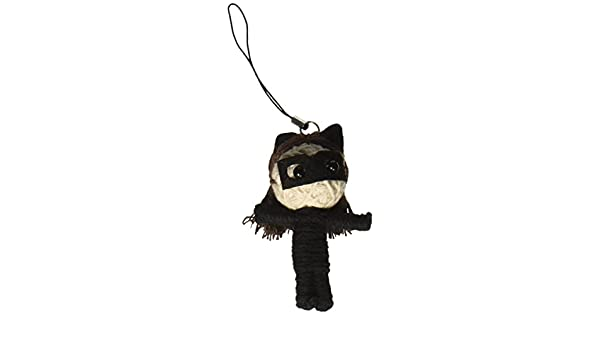 Amazon.com: Licenses Products DC Comics Originals Catwoman String Doll Keychain: Toys & Games